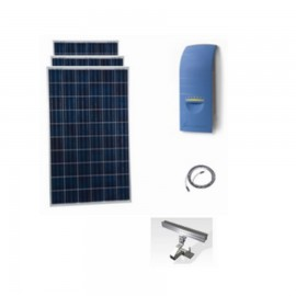 Solar PV plug and play zonnepanelen platdak